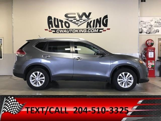 2016 Nissan Rogue SV / Local / No Accidents / Financing Available #20042348