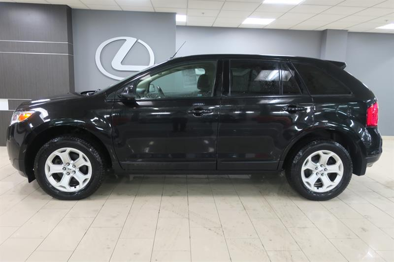 2014 Ford EDGE SEL V6 FWD GPS TOIT PANO #600770