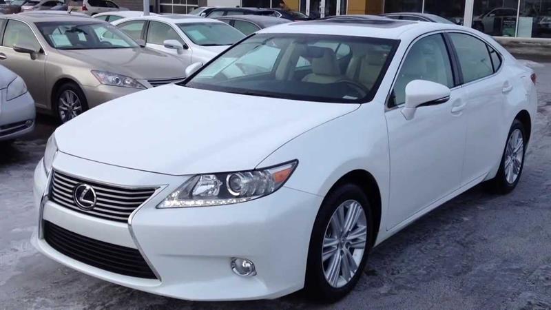 Lexus ES 350 2014 ***GARANTIE 1 AN GRATUITE*** #306-CONSASC