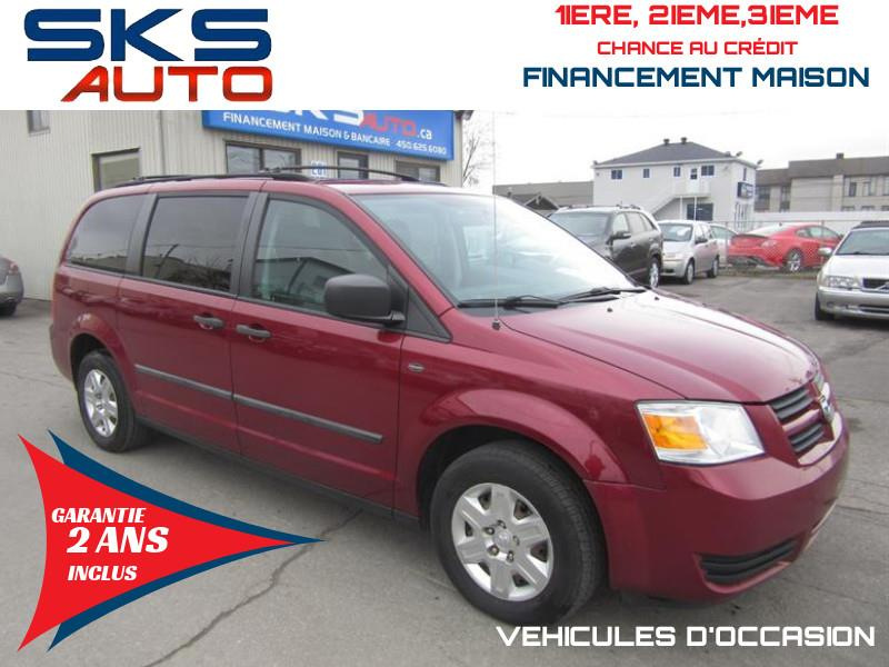 Dodge Grand Caravan 2010 (GARANTIE 2 ANS INCLUS) *FINANCEMENT MAISON* #SKS-4196-8