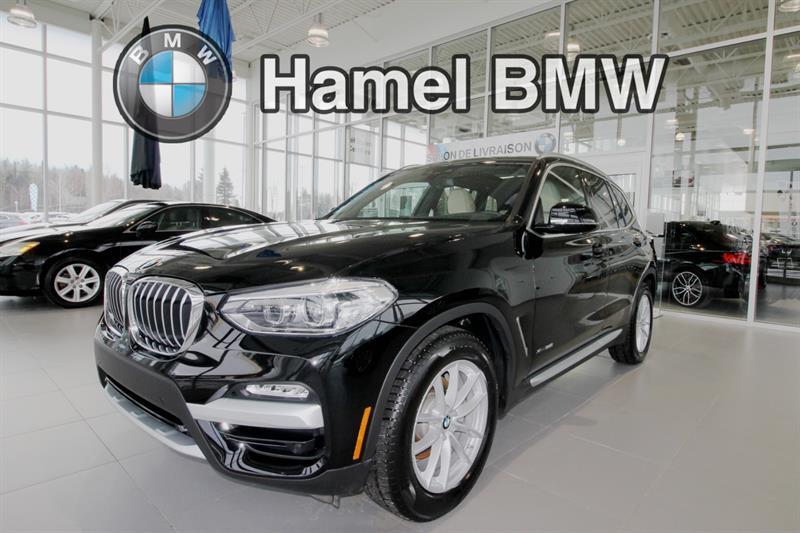 2018 BMW X3 xDrive30i #U18-304