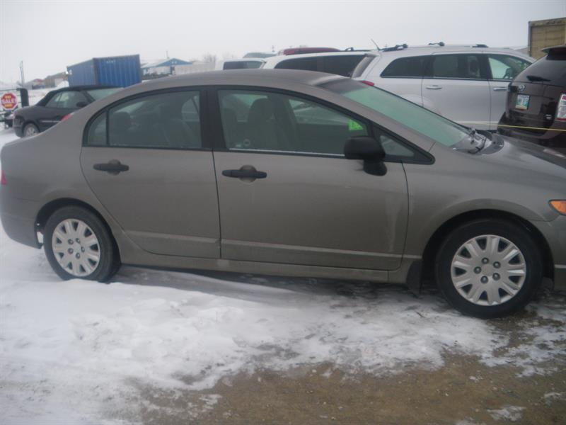 2007 Honda Civic Sdn 4dr AT DX-G