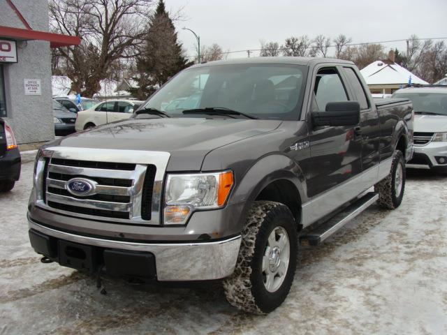 2012 Ford F-150  SUPERCAB XLT  4X4