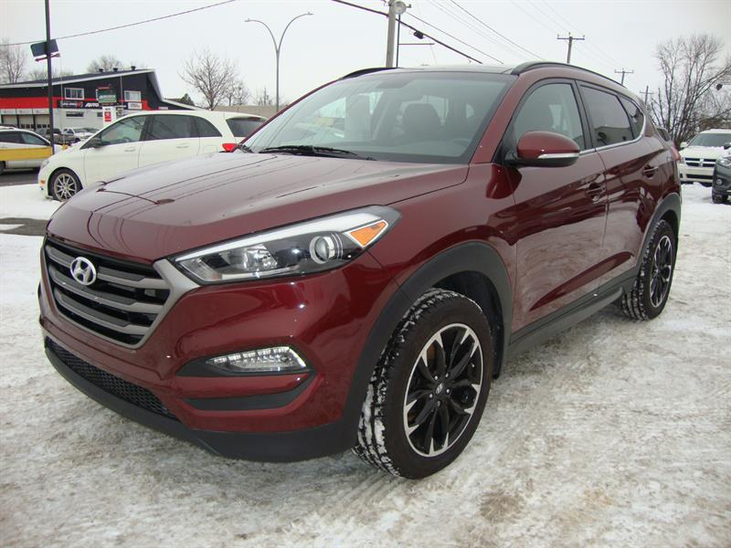 Hyundai Tucson 2016 AWD LIMITED TECH-NAV-PANORAMIC  #S14