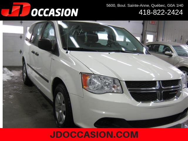 Dodge Grand Caravan 2013 4dr Wgn #90147A