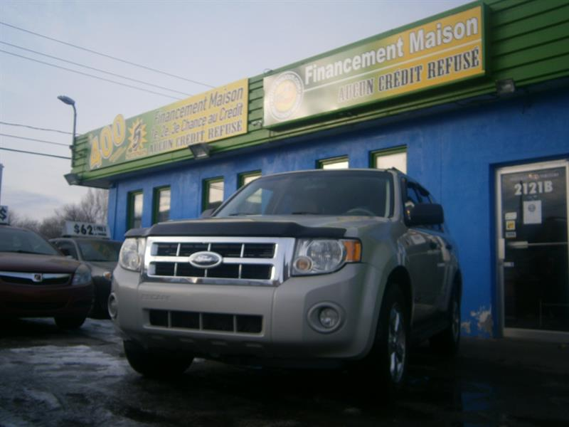 Ford Escape 2008 4WD 4dr V6 XLT #18-034-1
