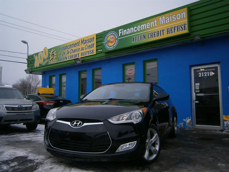 Hyundai Veloster 2014 3dr Cpe #18-278