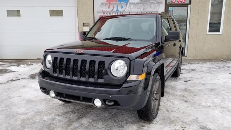 Jeep Patriot 2016 4WD, 75th Anniversary #6338