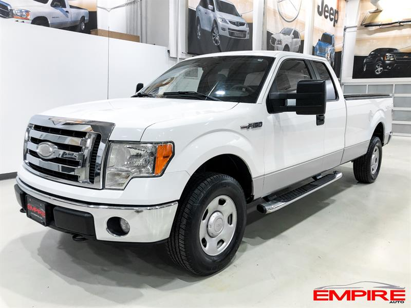 Ford F150 2009 4WD SuperCab 163 #A7002