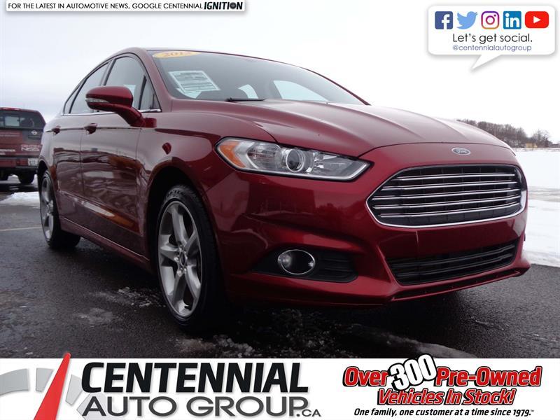 2013 Ford Fusion SE   FWD   Local Trade   #S18-020A
