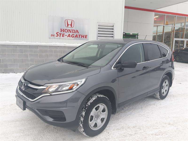 Honda CR-V 2016 AWD LX Caméra de recul, Bluetooth, USB Port.... #p9376