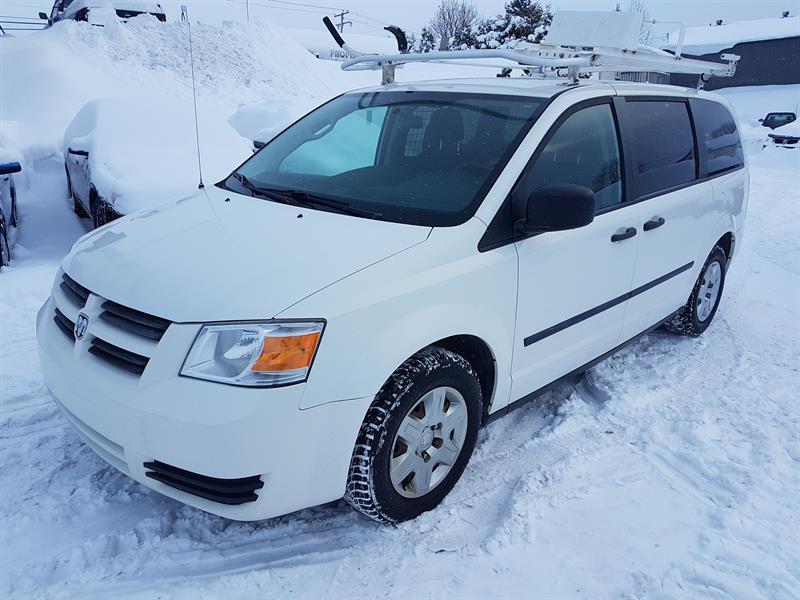 2010 Dodge Grand Caravan C-V Cargo Van