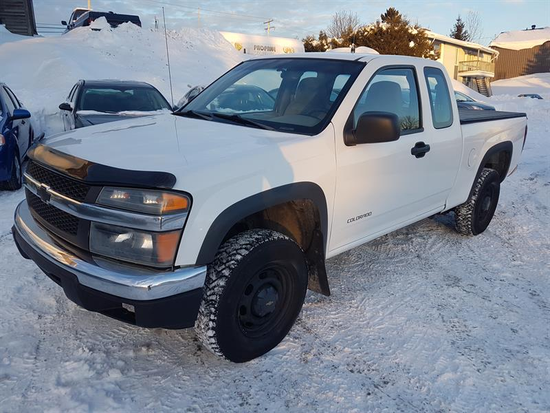 Chevrolet Colorado 2004 LS ext Cab 4WD