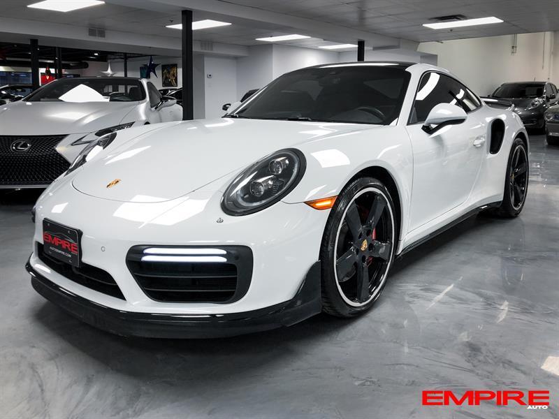 Porsche 911 2017 TURBO PDK  #A66558
