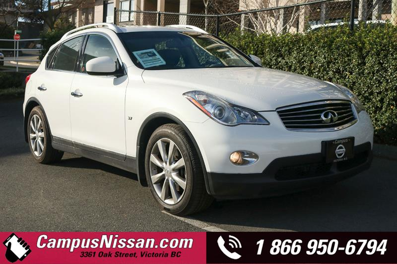 2014 Infiniti Qx50 | Journey | AWD w/ Leather Interior #A7354A