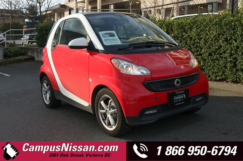 2013 Smart fortwo | Passion | RWD w/ Remote Entry #JN3094A