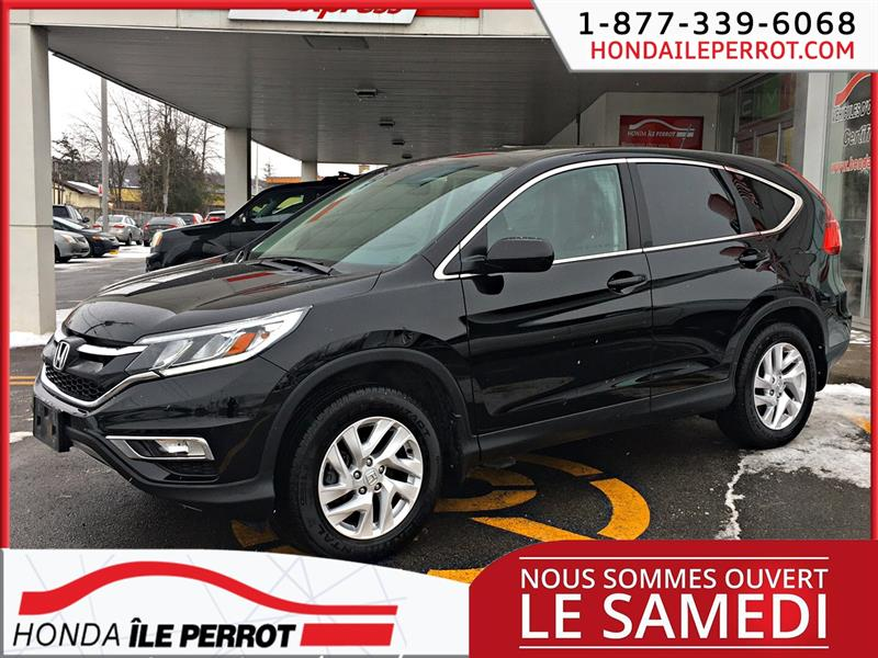 Honda CR-V 2016 AWD 5dr EX JAMAIS ACCIDENTE #44807