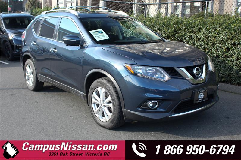 2015 Nissan Rogue | SV | AWD w/ Family Tech Pckg #A7349