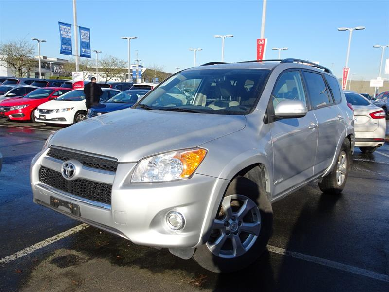 2010 Toyota RAV4 LIMITED AT! 6 Months Powertrain Warranty! #Y0319A