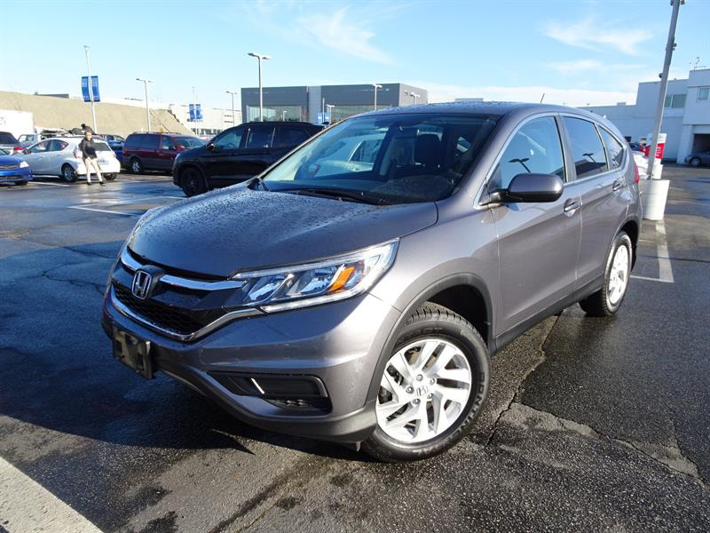 2015 Honda CR-V SE AWD! Honda Certified Extended Warranty to 160,0 #LH8491