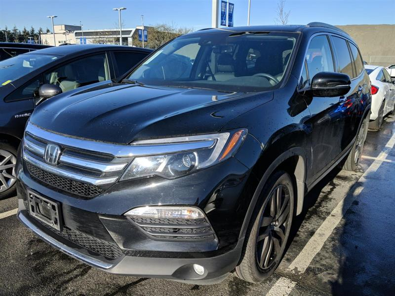 2017 Honda Pilot Touring 9AT AWD! Honda Certified Extended Warranty #LH8498