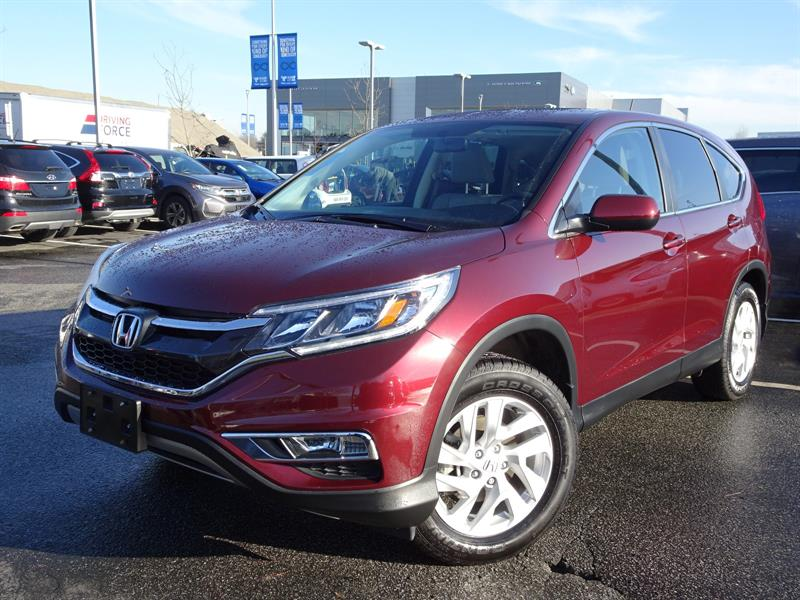 2016 Honda CR-V EX-L AWD! Honda Certified Extended Warranty to 160 #LH8515