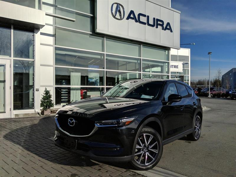 2018 Mazda CX-5 Grand Touring AWD #P6108