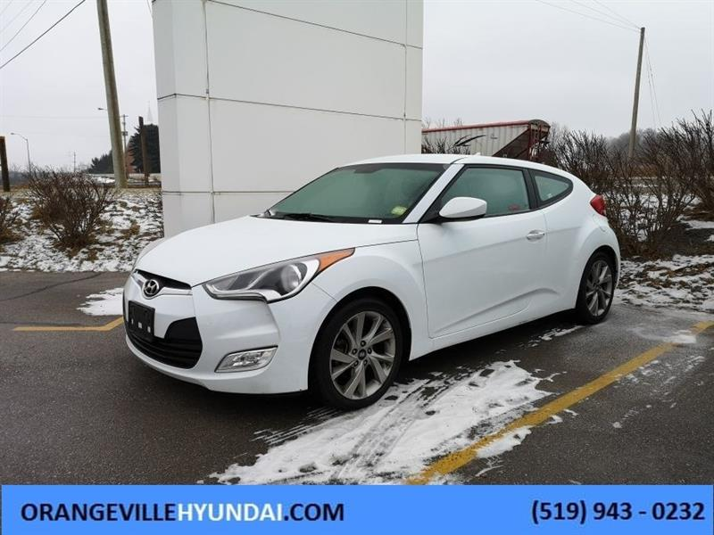 2017 Hyundai Veloster DCT Automatic #H0953