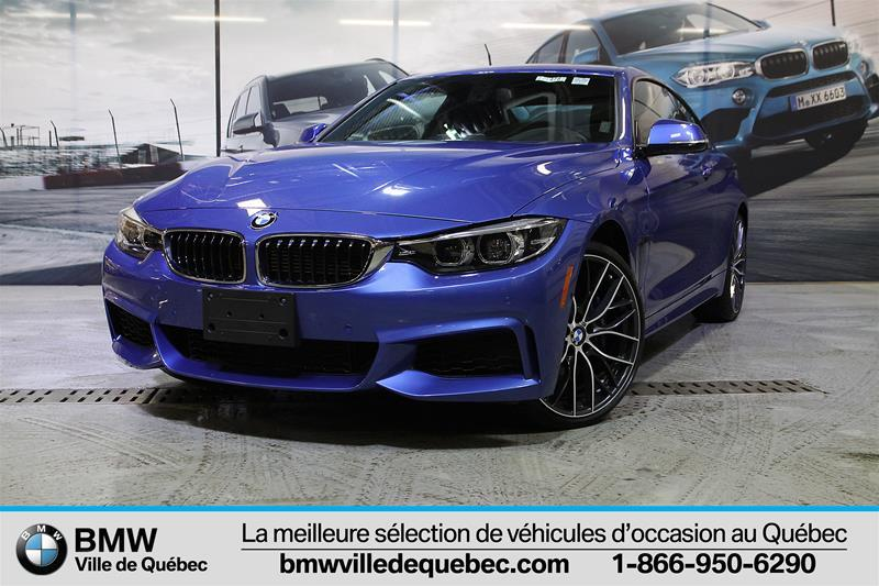 BMW 440i 2018 xDrive Coupe #21478A
