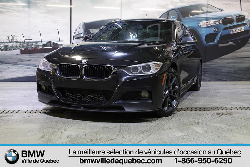 BMW 335i 2015 xDrive Sedan #22381A