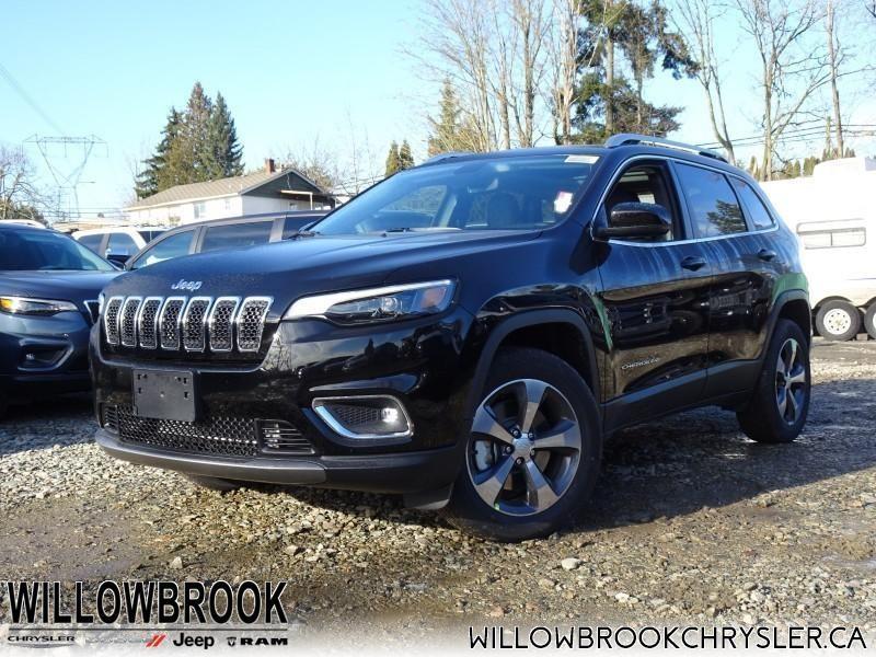 2019 Jeep Cherokee Limited #19J58