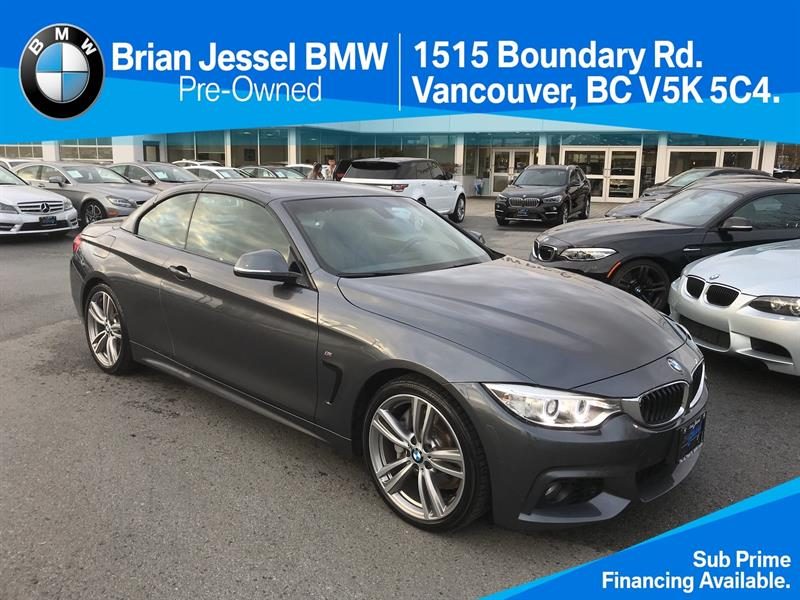 2014 BMW 4 Series 435i Cabriolet #BP709310