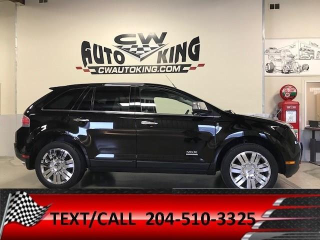 2008 Lincoln MKX Limited Edition / Low Kms / Loaded / All Wheel #20042350