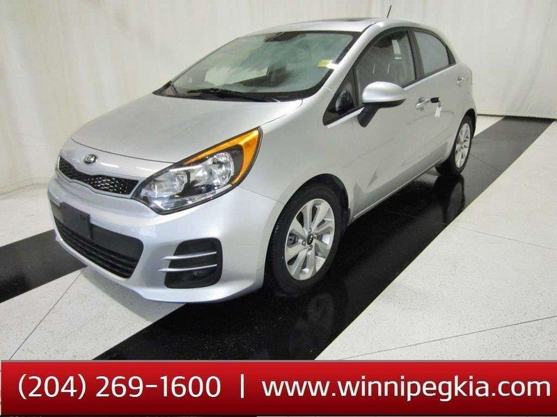 2016 Kia Rio EX *Sunroof/Backup Camera/Heated Seats & More!* #16KR21403
