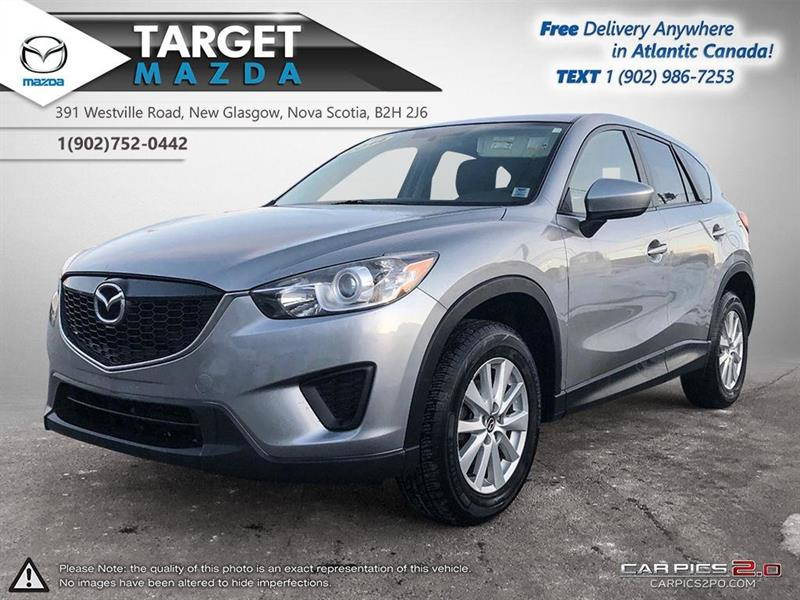 2014 Mazda CX-5 AUTO! A/C! PWR PKG! CRUISE! BLUETOOTH! NEW TIRES! #U4816