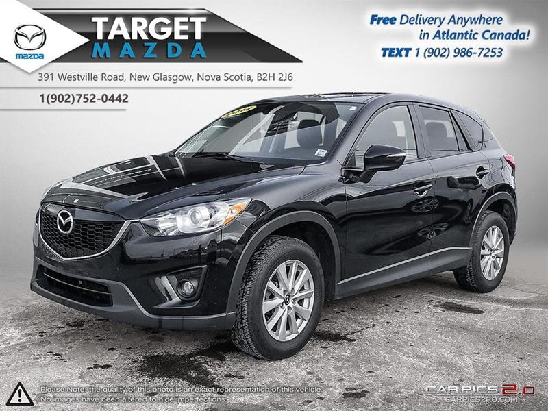 2015 Mazda CX-5 $78/WK TAX IN! AWD! GS! EXT WARR/2020! SUNROOF! #U0632