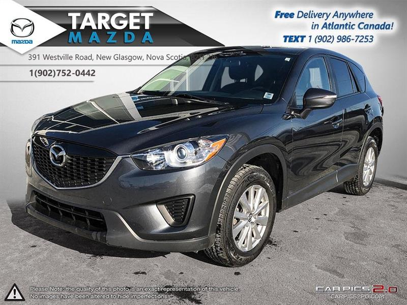 2015 Mazda CX-5 AWD! AUTO! ONE OWNER! ONLY 68K! NEW TIRES! #U0730