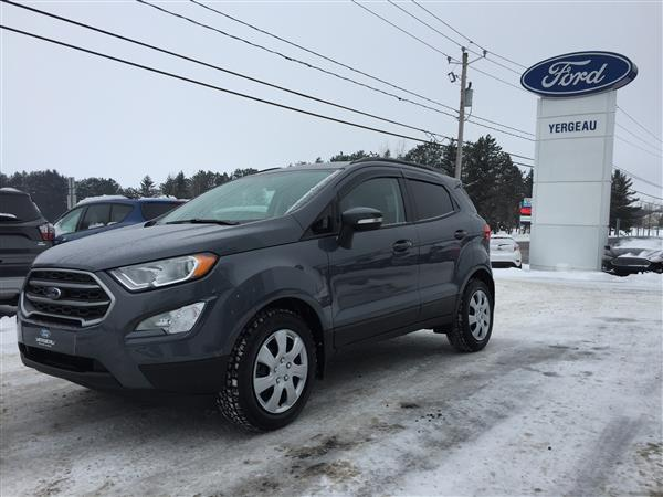Ford ECOSPORT SE FWD**TOIT OUVRANT**8 ROUES 2018 #80396A