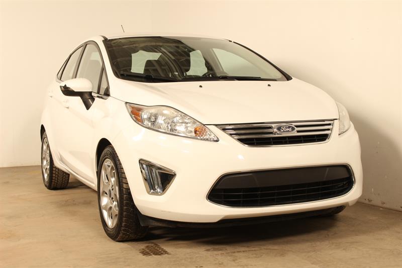 Ford Fiesta 2011 Sedan**SEL** #u3571b