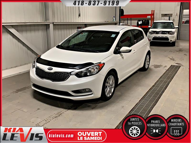 Kia Forte 5-door 2014 LX-PLUS-MANUEL-FULL-MAGS 16'' #19228A