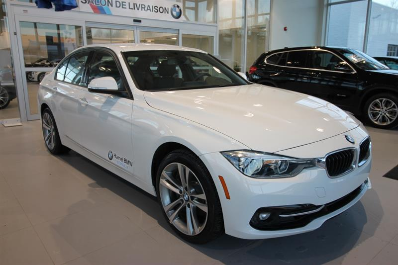 BMW 330XI 2018 330i xDrive Sedan #18-783N