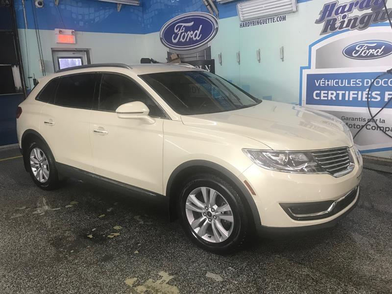 Lincoln MKX 2016 AWD 4dr Select plus #31691A