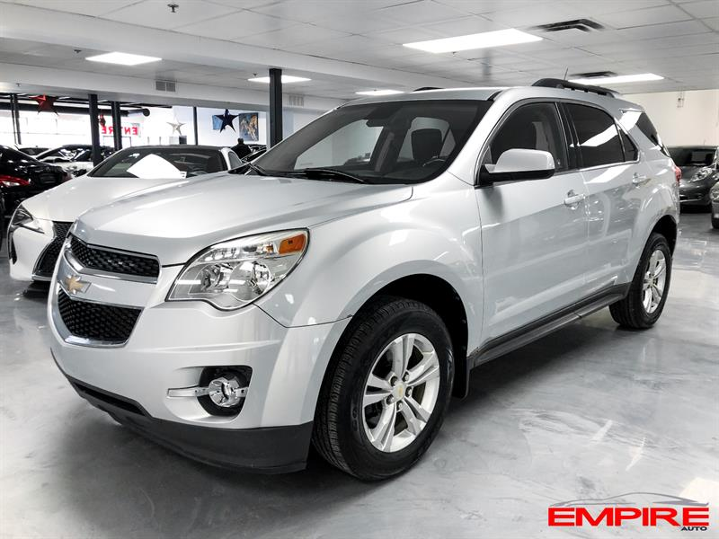 Chevrolet Equinox 2012 AWD 1LT CAMERA #A7007