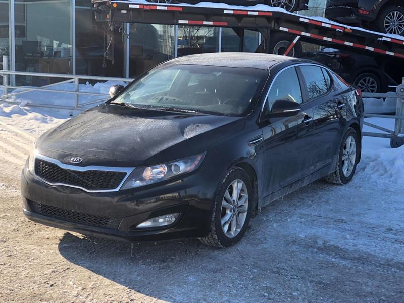 Kia Optima 2011 CUIR*SIEGES CHAUFF*BLUETOOTH*SIEGES CHAUFF*CAM REC #3306A