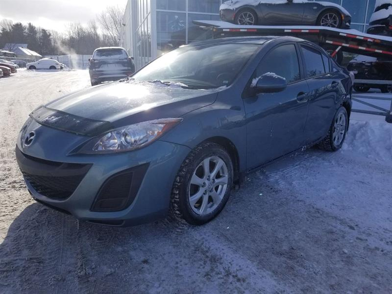 Mazda Mazda3 2011 GS*BLUETOOTH*MAGS*CRUISE* #3283B
