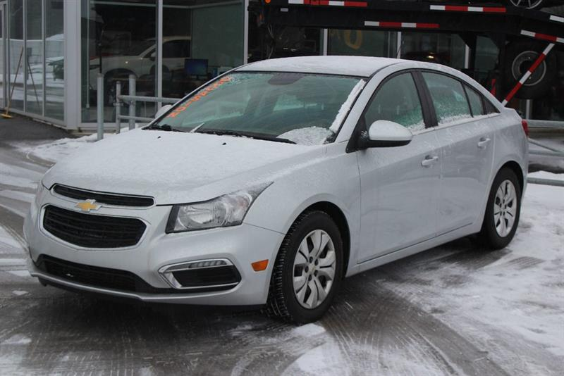 Chevrolet Cruze 2015 LT*TURBO*BLUETOOTH*CRUISE*CAMERA RECUL* #219059B
