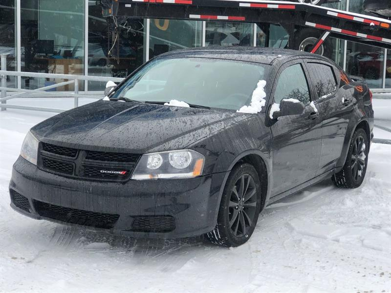 Dodge Avenger 2013 AC*MAGS*CRUISE*TELEDEV*BAS MILLAGE* #3310A