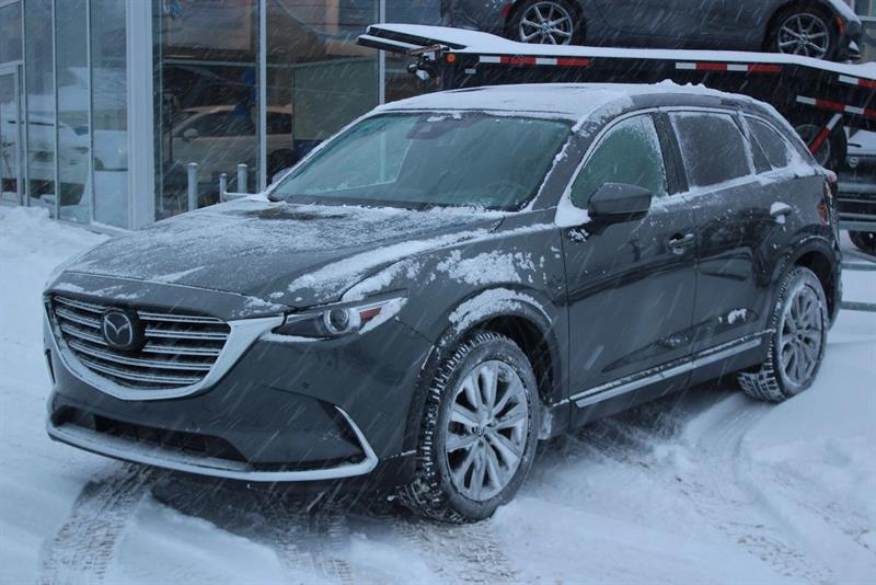 Mazda CX-9 2018 GT*CERTIFIE*7PASS*GPS*TOIT*CUIR*SIEGES CHAUFF*CAM #218430A