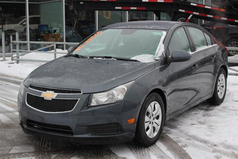 Chevrolet Cruze 2013 LT*TURBO*AC*CRUISE*AUTOMATIQUE*GR ELEC* #3289A