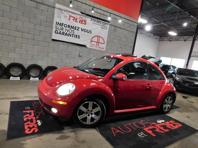 Volkswagen New Beetle Coupe 2006 2dr TDI #0324